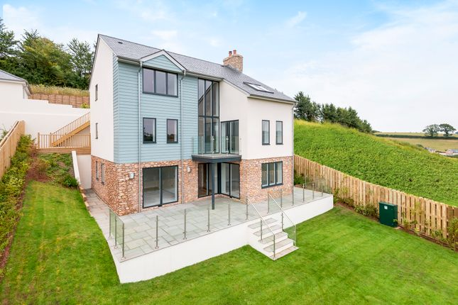 Thumbnail Detached house for sale in Palm Rise, Kingskerswell, Newton Abbot