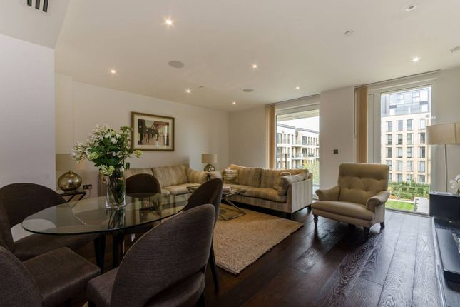 Thumbnail Flat to rent in Ravensbourne Apartments, Fulham