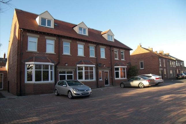 Thumbnail Flat to rent in Alucia Court, Seaton Delaval, Whitley Bay