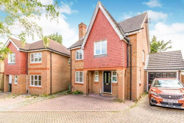 Thumbnail Property to rent in Beech Hurst Close, Maidstone