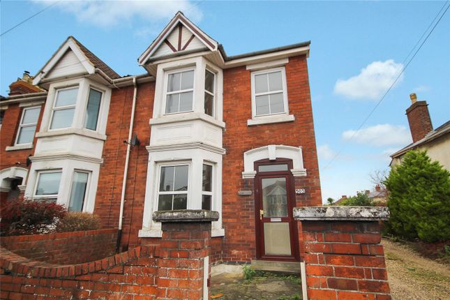 3 bed end terrace house for sale in Cricklade Road, Swindon, Wiltshire SN2