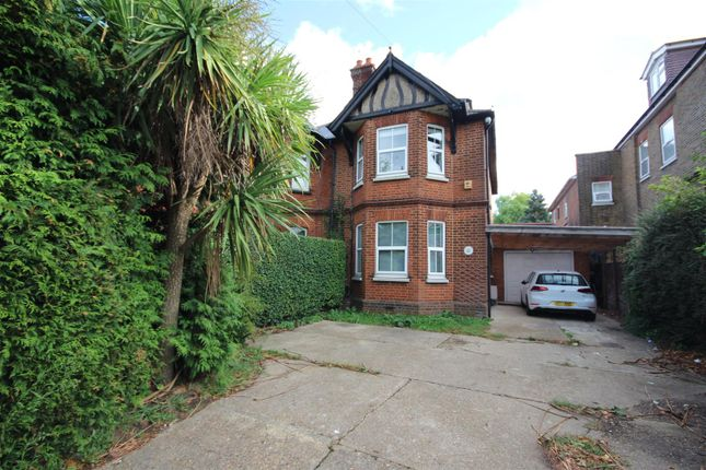 Thumbnail Semi-detached house to rent in Woodbridge Road, Guildford