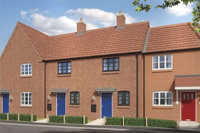 Thumbnail Terraced house for sale in Foxhill, Northampton Road, Brackley