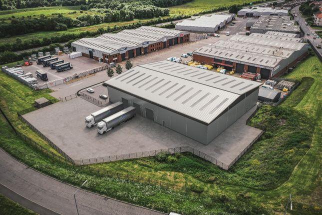 Thumbnail Industrial to let in Interlink, Kirkshaws Road, Coatbridge