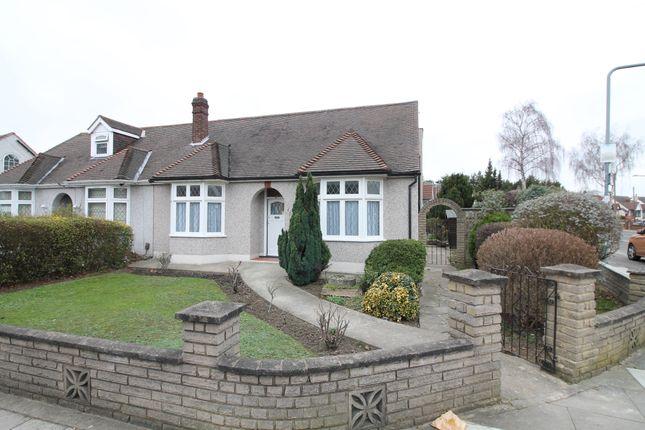 Thumbnail Semi-detached bungalow for sale in Goodmayes Lane, Ilford, Essex
