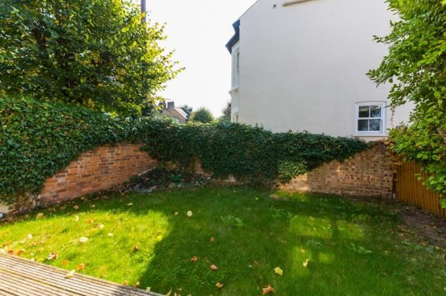 Garden of Broomhall Road, South Croydon CR2