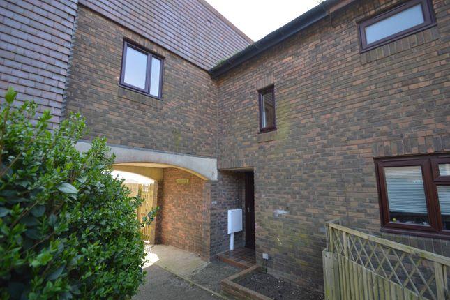 Thumbnail End terrace house to rent in Denham Close, St Leonards On Sea