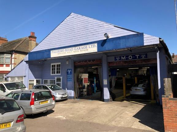 Thumbnail Land for sale in 59-61 Palermo Road, Kensal Green