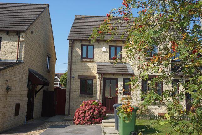 Thumbnail Semi-detached house to rent in Silver Meadows, Trowbridge