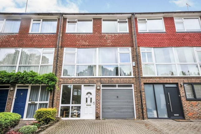 Thumbnail Terraced house to rent in Lower Camden, Chislehurst