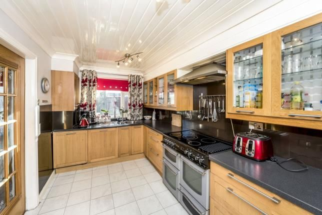 Bungalow Kitchen of Church Road, Formby, Liverpool, Merseyside L37