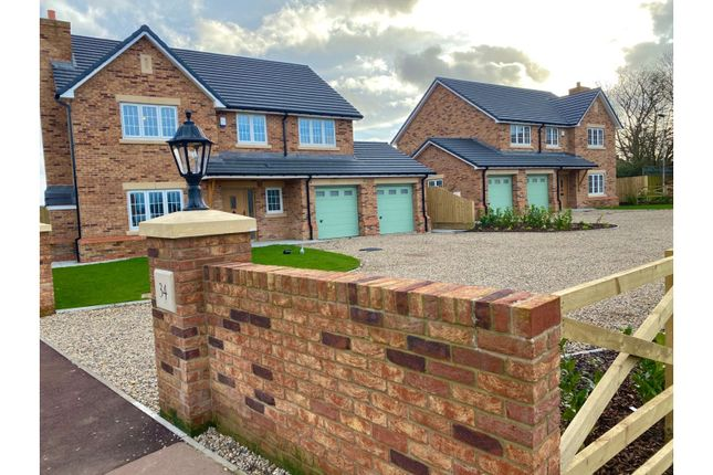 Thumbnail Detached house for sale in Dean Lane, Spennymoor