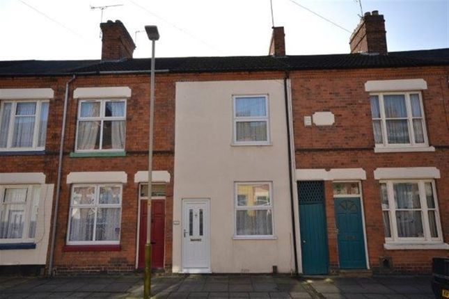Thumbnail Terraced house to rent in Sheridan Street, Knighton Fields, Leicester