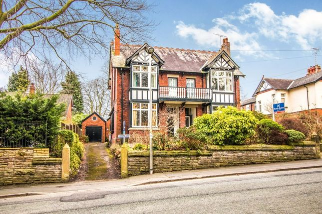 Thumbnail Semi-detached house for sale in Fence Avenue, Macclesfield