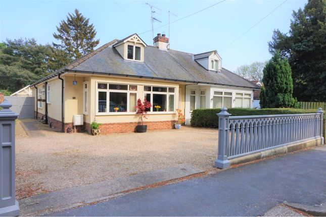 Semi-detached house for sale in School Lane, Hull