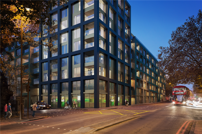 Thumbnail Flat for sale in Kings Cross Quarter N1, London,