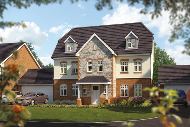 Thumbnail Detached house for sale in Williams Gate, Bovey Tracey