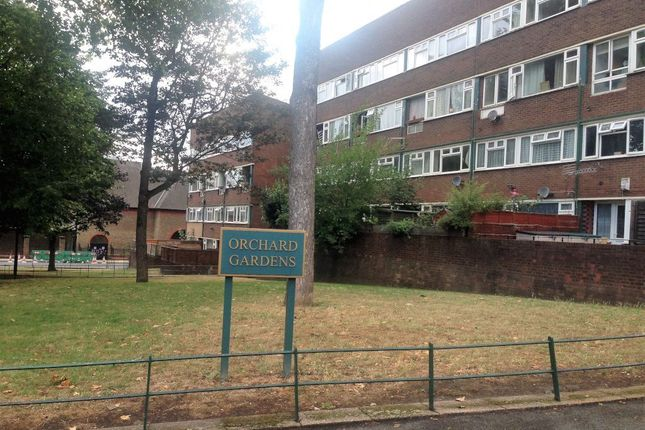 Thumbnail Flat to rent in Orchard Gardens, Lewisham