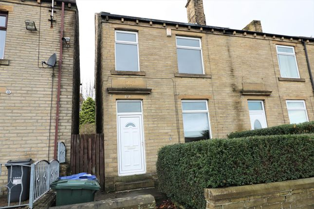 Thumbnail Semi-detached house for sale in Huddersfield Road, Wyke, Bradford