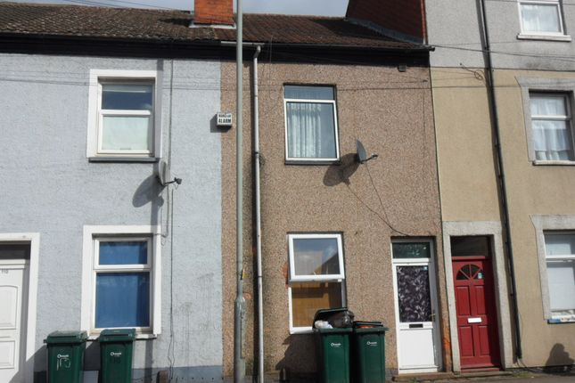 Thumbnail Terraced house to rent in Lower Ford Street, Stoke