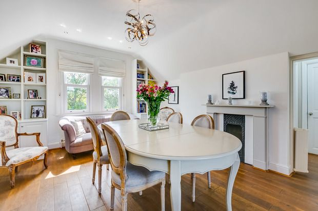 Thumbnail Flat for sale in 36 Lingfield Road, London