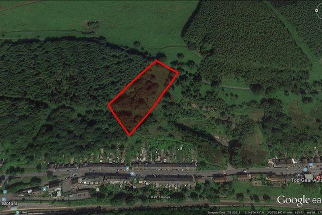 Land for sale in Cardiff Road, Merthyr Vale, Merthyr Tydfil