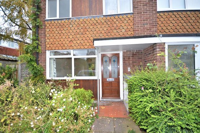 Thumbnail End terrace house to rent in Carston Close, London