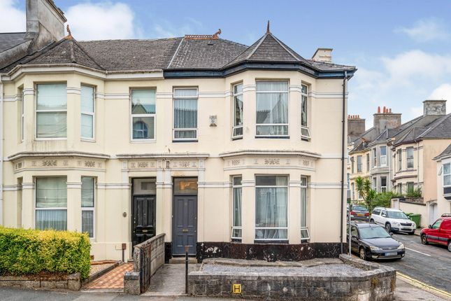 Thumbnail End terrace house for sale in Beaumont Road, St. Judes, Plymouth