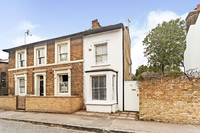 Thumbnail End terrace house for sale in Rokeby Road, London