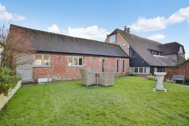 Thumbnail Detached house for sale in Redlynch, Salisbury