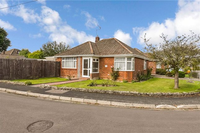Thumbnail Detached bungalow for sale in Winstone Crescent, North Baddesley, Southampton, Hampshire