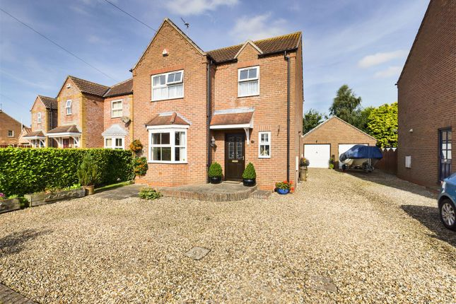 Detached house for sale in South Townside Road, North Frodingham, Driffield
