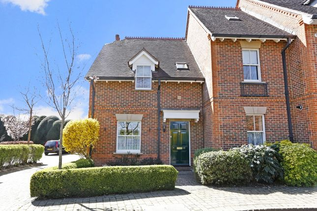 Thumbnail End terrace house to rent in Wethered Park, Marlow