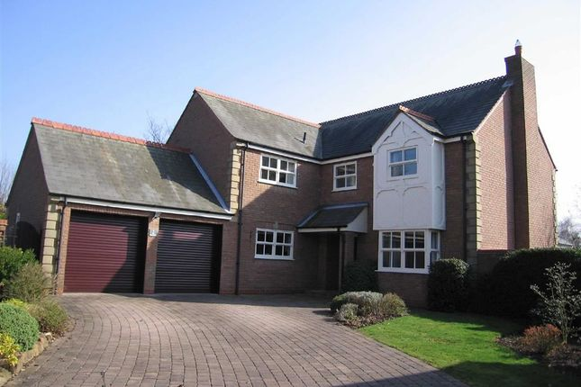 Thumbnail Detached house to rent in The Chancery, Bramcote, Nottingham