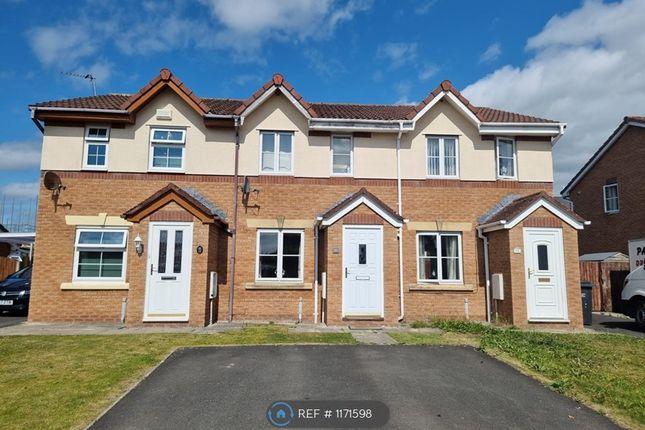 Thumbnail Terraced house to rent in Huntsman Lane, Carlisle