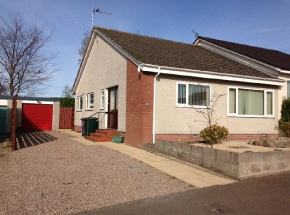Thumbnail Semi-detached bungalow to rent in Milnefield Avenue, New Elgin, Elgin