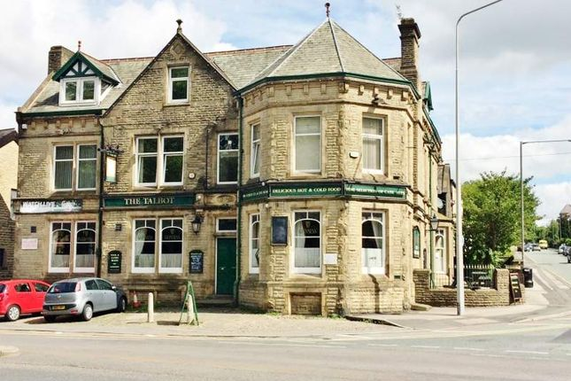 Thumbnail Pub/bar for sale in Church Street, Burnley