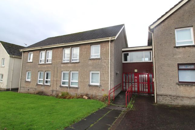 Thumbnail Flat to rent in Black Street, Airdrie, North Lanarkshire