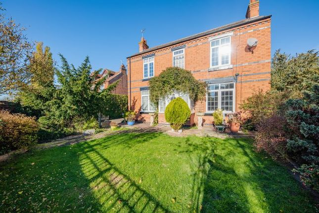 Thumbnail Detached house for sale in The Old Bakehouse, Debdale Lane, Keyworth, Nottingham