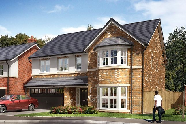 "Thumbnail Detached house for sale in ""The Kirkham"" at Elms Way, Yarm"