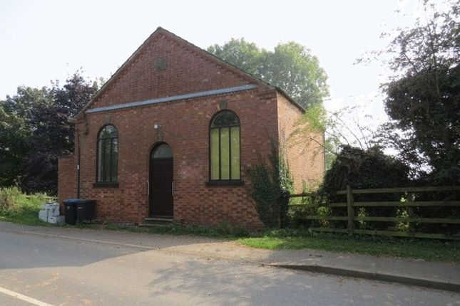 Thumbnail Property for sale in Oakham Road, Tilton On The Hill, Leicester