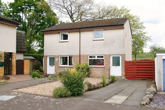 Thumbnail Semi-detached house for sale in 66 Echline Drive, South Queensferry