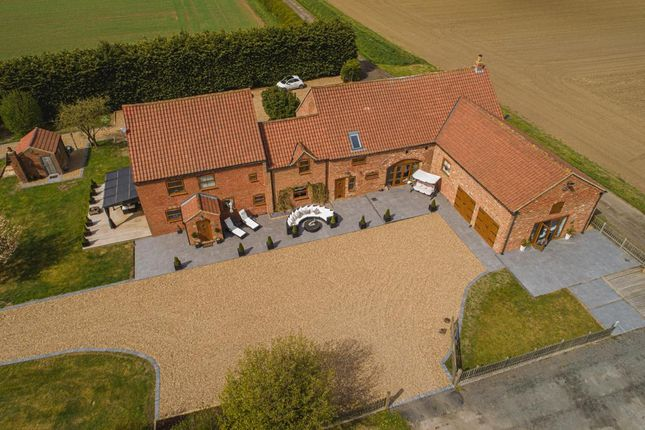 Thumbnail Barn conversion for sale in Gainsborough Road, Saxilby, Lincoln