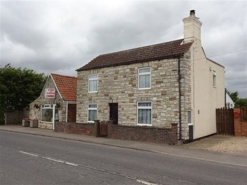 Thumbnail Detached house for sale in Boston, Lincolnshire