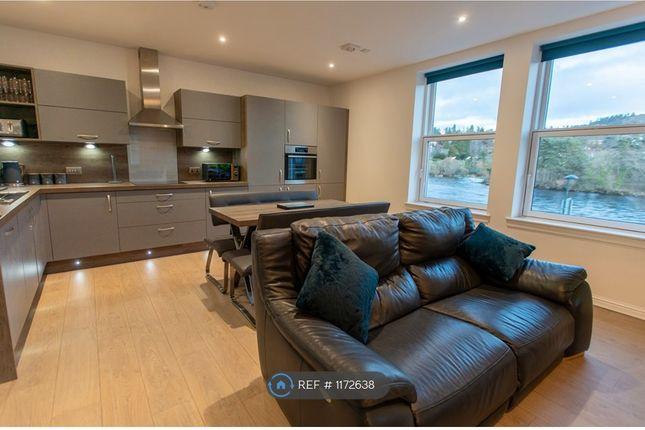 Thumbnail Flat to rent in Tay Street, Perth