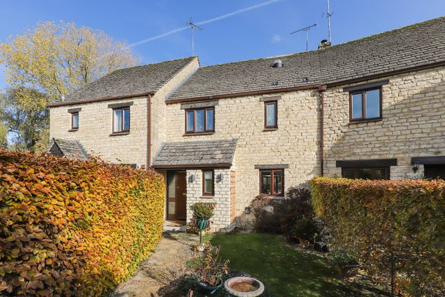 Thumbnail Terraced house for sale in Fulbrook, Burford