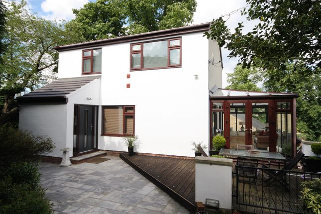 Thumbnail Detached house for sale in Woodland Croft, Horsforth, Leeds