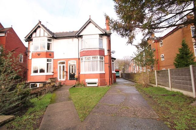 Thumbnail Semi-detached house for sale in Old Hall Road, Sale, Cheshire