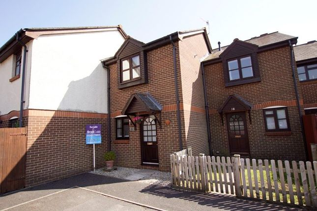 Thumbnail Terraced house for sale in Colborne Close, Baiter Park, Poole