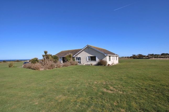 Thumbnail Detached bungalow for sale in Shore Road, Ballaugh, Isle Of Man